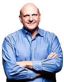 Steve Ballmer de Microsoft