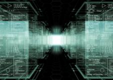 Illustration du concept d'analyse de données ou du concept des données informatiques