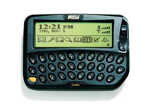 RIM 850 de BlackBerry