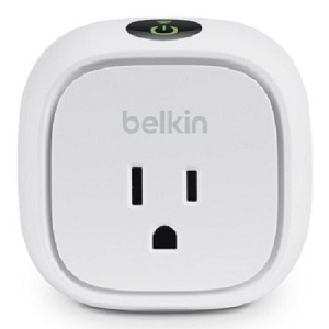 Commutateur WeMo Insight de Belkin