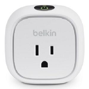 Commutateur WeMo Insight de Belkin