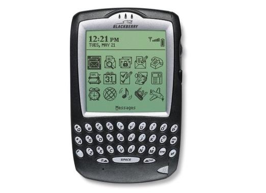 Série 6000 de BlackBerry