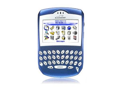 Série 7100 de BlackBerry