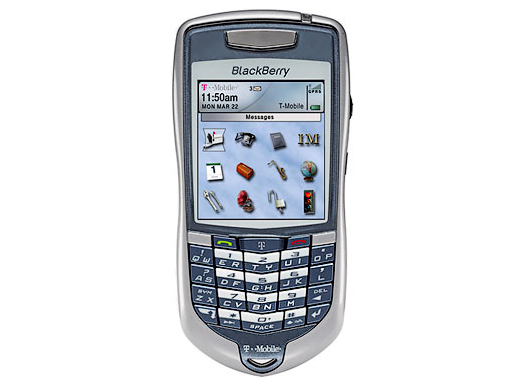 Série 7200 de BlackBerry