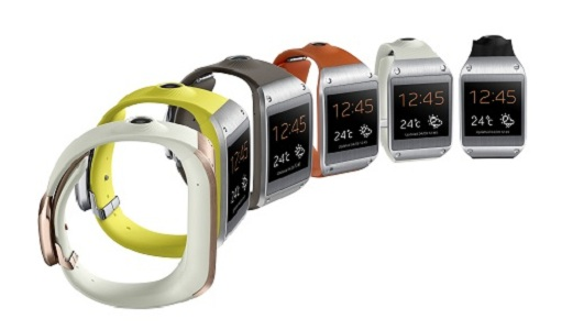 Montre Galaxy Gear de Samsung