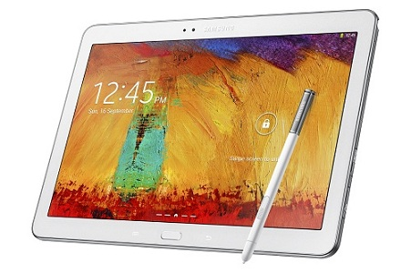 Tablette Galaxy Note 10.1 de Samsung