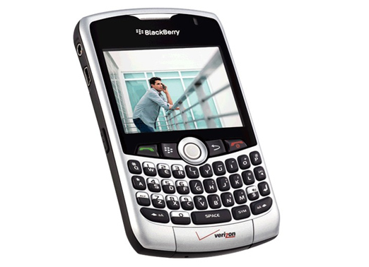 Curve de BlackBerry