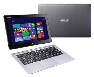 Ordinateur portatif-tablette numérique Transformer Book d'Asus
