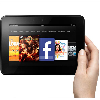 La tablette Kindle Fire d'Amazon