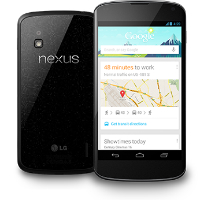 Le Nexus 4 de Google