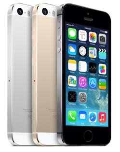 Le iPhone 5S d'Apple
