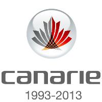 Logo de Canarie