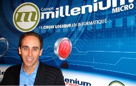Carl Paquin de Groupe Millenium MIcro