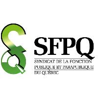 Logo du Syndicat de la fonction publique et parapublique du Québec