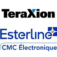 Logos de TeraXion et CMC Electronique