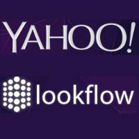 Logos de Yahoo et LookFlow