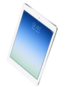 Le nouvel iPad Air d'Apple, cinq fois plus rapide que ses prédécesseurs