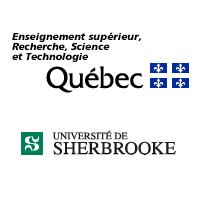 Logos de l'ERST et de l'université de Sherbrooke