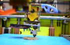 Premières impressions 3D de piles au lithium
