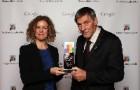 Saint-Sauveur reçoit un trophée eVille 2013 de Google