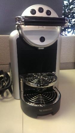 Nespresso Zinius