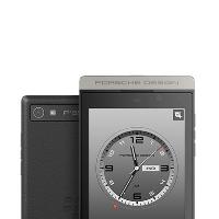 Le téléphone intelligente P'9982 de BlackBerry et Porsche
