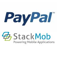 Logos de PayPal et de StackMob