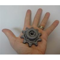 Exemple de pièce en métal