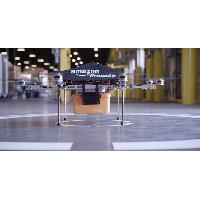 """Un octocoptère d'Amazon """"Prime Air"""""""