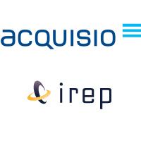 Logos d'Acquisio et IREP