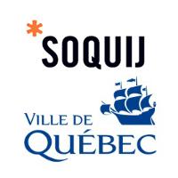 Logo de la SOQUIJ et de la Ville de Québec