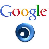Logos de Google et de DeepMind