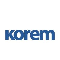 Logo de Korem