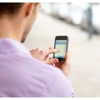 L'utilisation d'un téléphone mobile