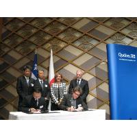 Signature de l'entente de partenariat entre Acquisio et IREP