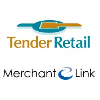 Logos de Tender Retail et Merchant Link