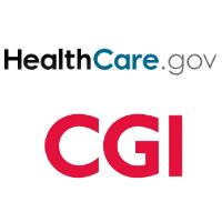 Logos de Healthcare.gov et CGI