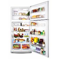 Photo d'un réfrigérateur