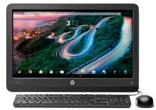 L'ordinateur tout-en-un Slate21 Pro de HP.