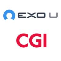Logos de Exo U et CGI