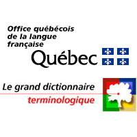 Le grand dictionnaire terminologique en format de poche - Office de la langue francaise dictionnaire ...