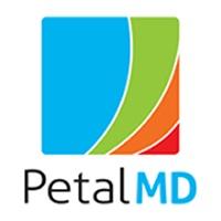 Logo de PetalMD