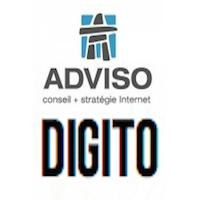 Logos de Digito et Adviso