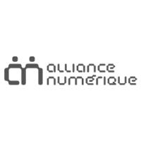 Logo d'Alliance numérique