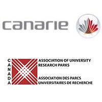 Logos de CANARIE et d'APUR Canada