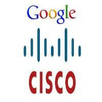 Logos de Google et Cisco