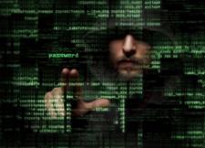 Illustration du concept de brèche de sécurité, d'intrusion dans un système informatique.