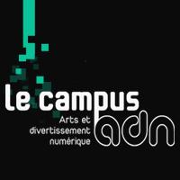 Logo de Campus ADN