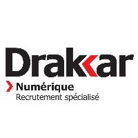 Logo de Drakkar Recrutement spécialisé, Numérique