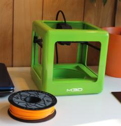 Imprimante 3D : un projet Kickstarter atteint vingt fois son objectif